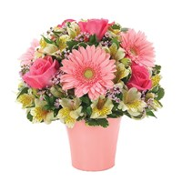 """Spring Fling"" flower bouquet (BF121-11KM)"